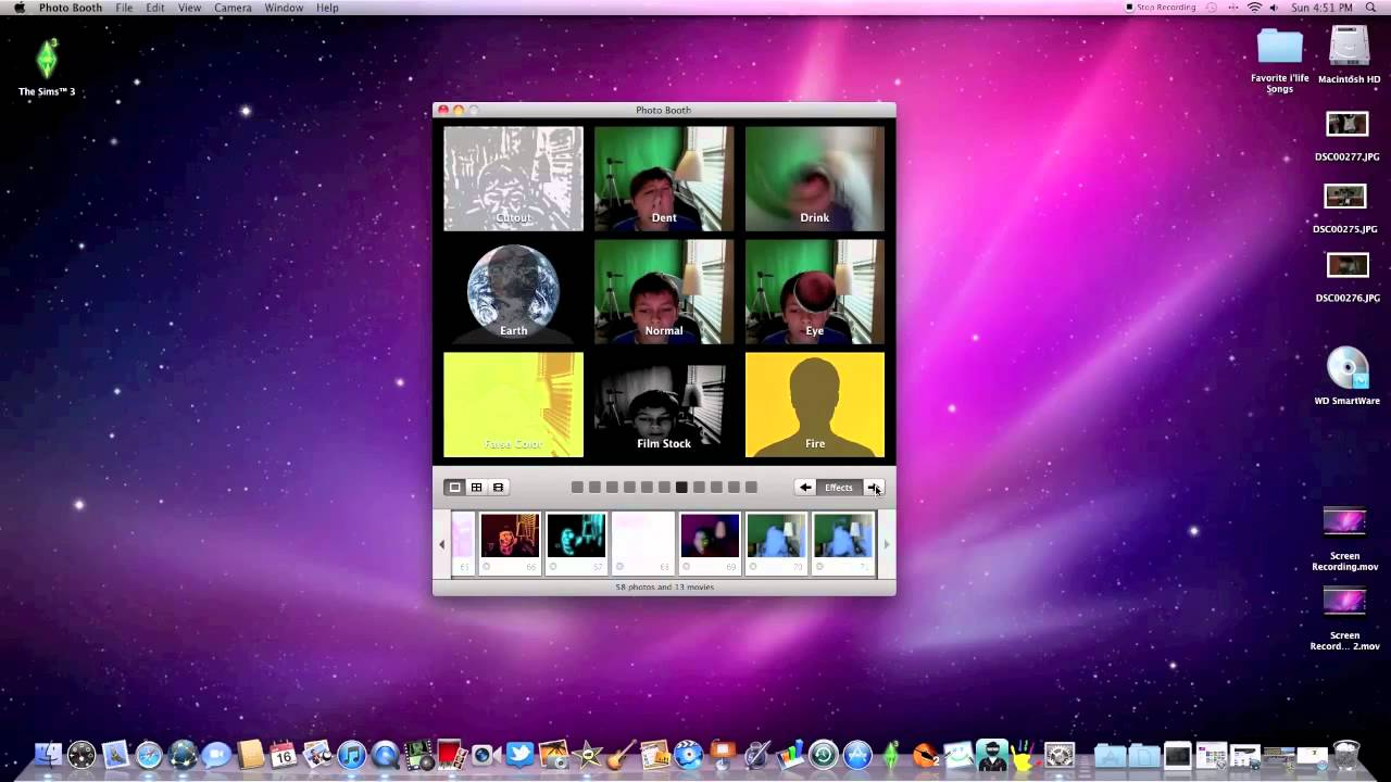 Restore photo booth on mac