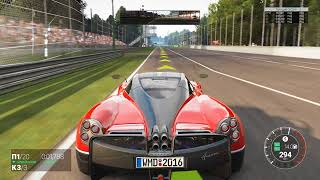 Project CARS Pagani Huayra Ultra HD
