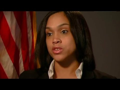 Police officers charged in Freddie Gray's death