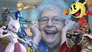 BONUS - Telling My Grandma Smash Bros. Character Names For The First Time