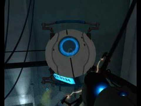Portal Glados Cores Portal Glados Parts' Speech