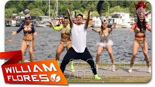 William Flores - Sacudete la arena - REMIX OSMANI GARCIA FT ELVIS CRESPO AND DJ FRANCIS