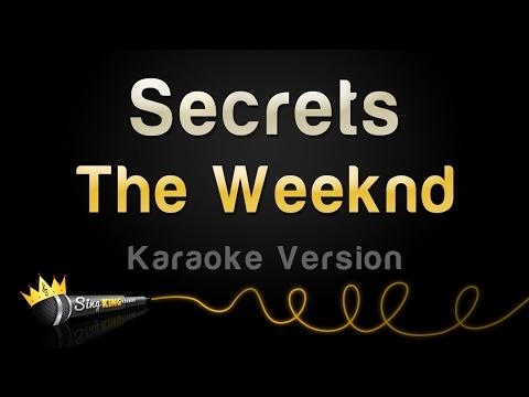 Cover Lagu The Weeknd - Secrets (Karaoke Version)