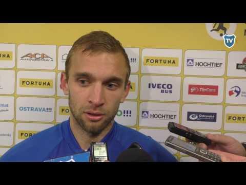 FNL: rozhovor s Markem Hlinkou po utkání s Táborskem (1:0)