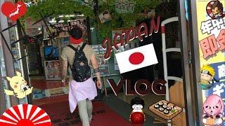 Japon - Mi Tienda Friki Favorita - Figuras De Anime /Andando Por Las Calles De Japon #2