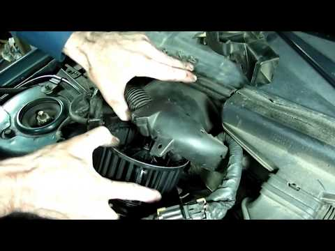 GM Blower Motor Replacement