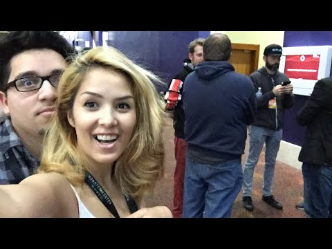 Stalking YTG Streamers at Pax South