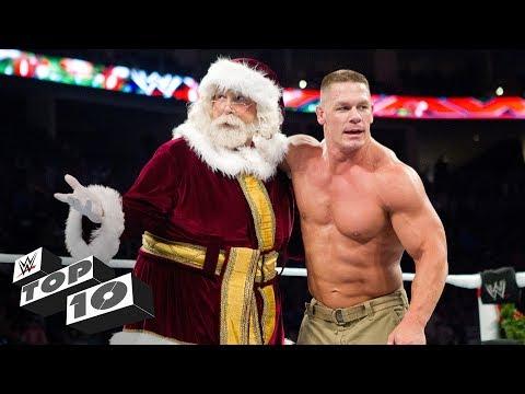 Christmas chaos: WWE Top 10, Dec. 25, 2017