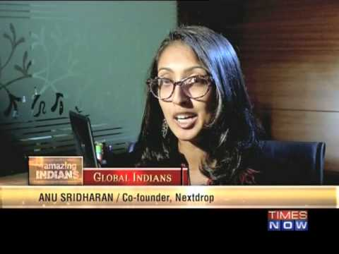 Amazing Indians - Anu Sridharan: Mobilised water citizenship
