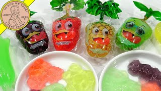 TikTok Jelly Fruits Jellies Of The Sea & Crazy Fruits - LPS-Dave Trendsetter!