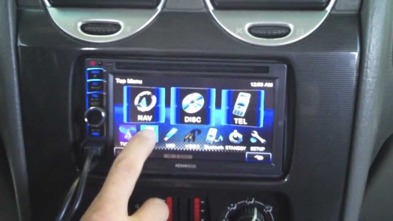 Car Stereo Oxnard Kenwood Ddx 418 Demo Breakers Stereo