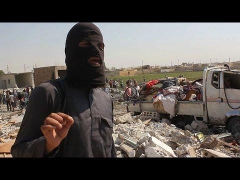 Syrie: l'EI abat un avion militaire syrien au-dessus de Raqa