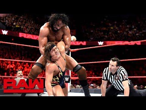 Chad Gable vs. Jinder Mahal: Raw, June 18, 2018 thumbnail