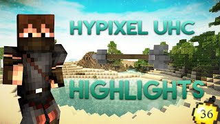 Hypixel UHC Highlights #36 - Almost Awesome