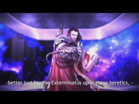 If the Emperor had a Text-to-Speech Device - Episode 19: Warp Grumbling