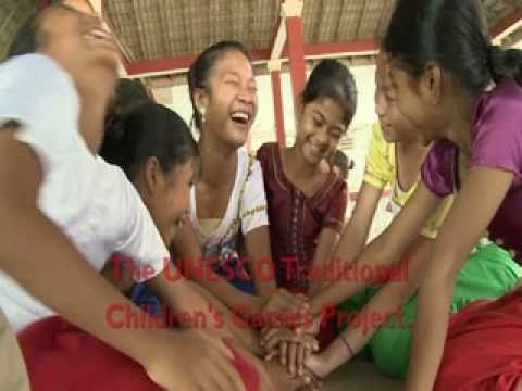 Children's Traditional Games in the Asia-Pacific Region