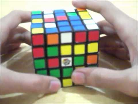 Watch How to solve Rubik's 5x5 part1