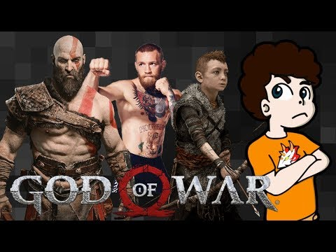 The Super Late God of War Review - valeforXD thumbnail