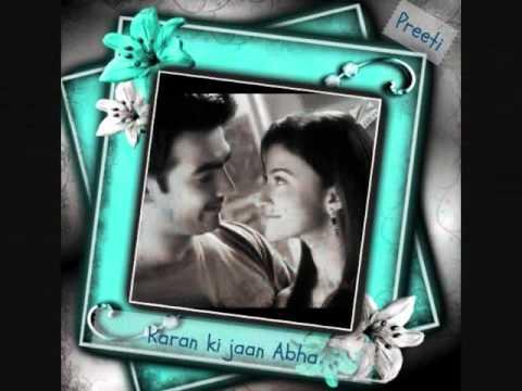 Abha & Karan ~~tum Mere Kaun Ho ~~ video