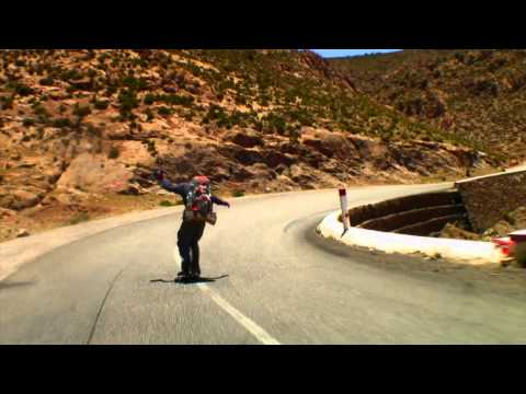 Longboarding Long Treks 2 Episode 9: Chicken Travel
