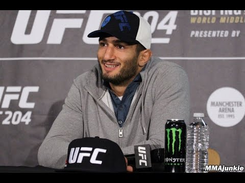 Gegard Mousasi tired of stupid people making stupid rankings