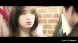 GIF ChunHye Kiss Scene Ep13