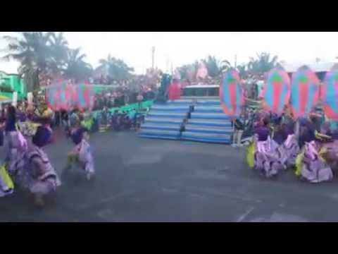 Daragang Magayon Festival 2014 Legend Showdown 1st runner-up (Bacacay, Albay)