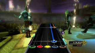 Guitar Hero 5 Bleed American Expert Guitar 100% FC (331380)