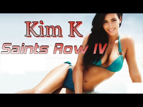 Saints Row 4 Kim Kardashian (Best On Youtube)