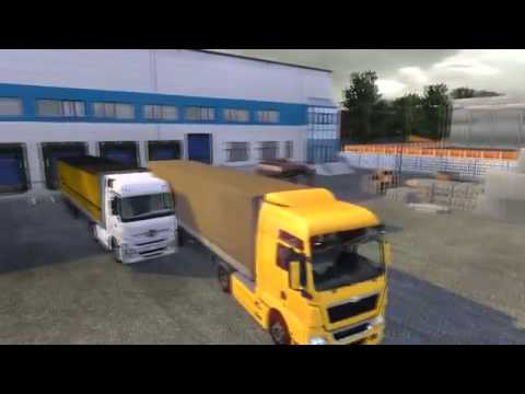 Truck driving simulator - la simulation ultime de camion sur PC