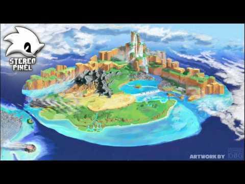 Sonic Ova South Island Remix