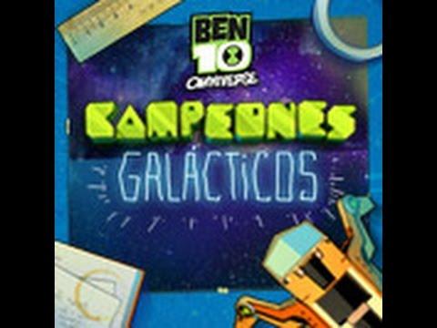 Campeones Galácticos   Ben 10: Omniverse   Cartoon Network - YouTube