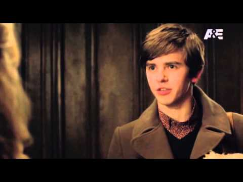 Freddie Revisits Bates Motel
