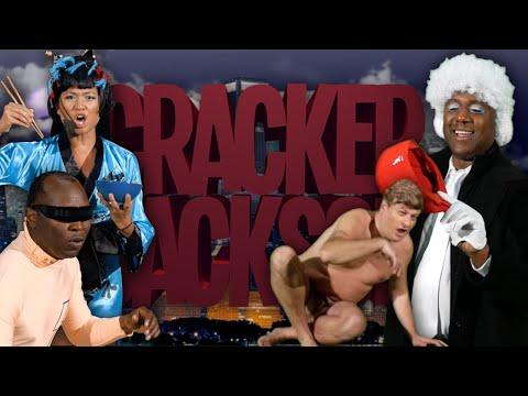 Kung Pow Sheila & Krump-tron: Cracker Jackson (The White Samuel L. Jackson) Ep. 5