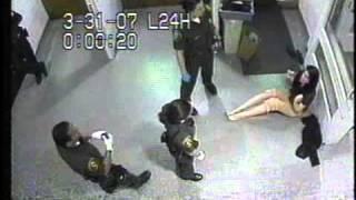 Woman alleges beating by jail deputies - 2009-04-21