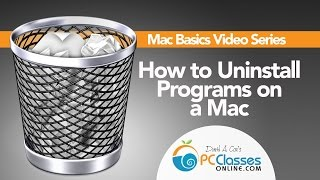 Uninstall A Program On A Mac [HOW TO]