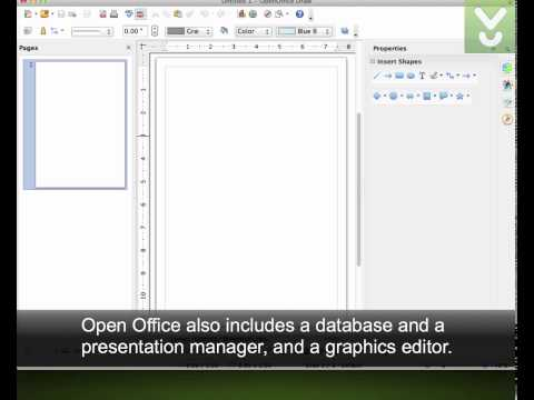 Apache OpenOffice for OS X - Get an open-source productivity suite - Download Video Previews