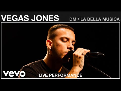 Vegas Jones - DM / La Bella Musica - Live Performance | Vevo