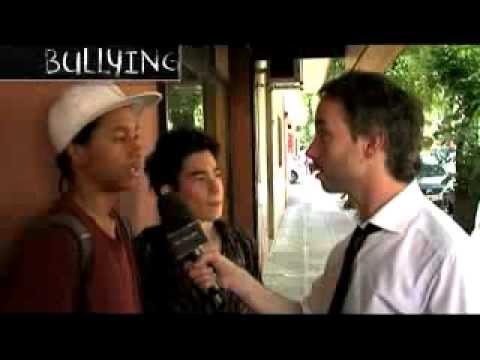 CQC ARGENTINA (07-11-2012) INFORME: BULLYING