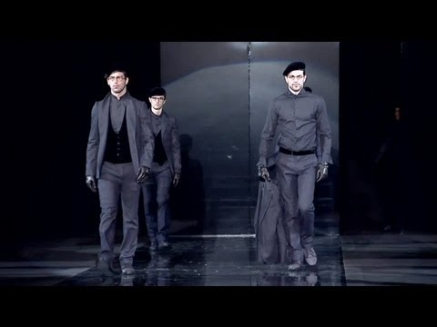 Giorgio Armani - 2010 Fall Winter - Menswear Collection