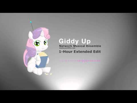 Network Musical Ensemble - Giddy Up (Hub Commercial) - 1-Hour Extended Edit