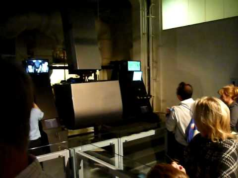G-force encounter 360 degree flight simulator at the intrepid air and space museum