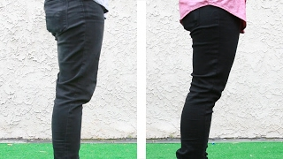 Make Faded Black Jeans Look New Again
