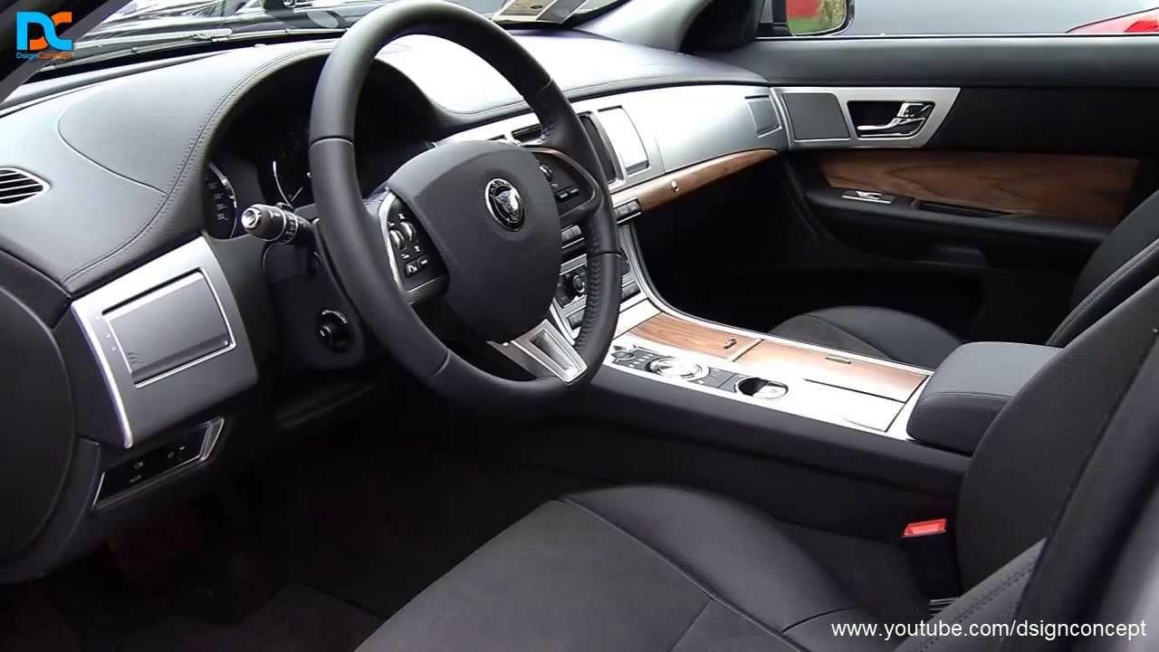 2014 jaguar xf exterior and interior design