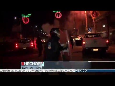 Jornada violenta en Chilpancingo, Guerrero