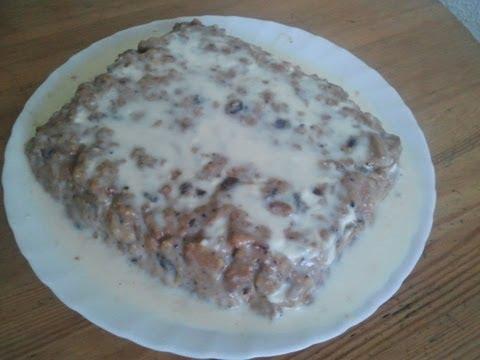 Быстрый тортик из печенья, тортик без выпечки