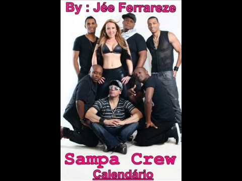 Sampa Crew - Calendário