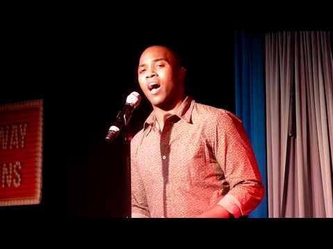 Melvin Tunstall - Flight at CCM 2011 Showcase Cabaret