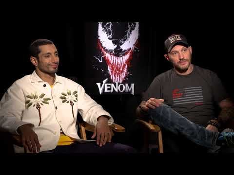ComicsExplained Interviews Tom Hardy & Riz Ahmed on Venom