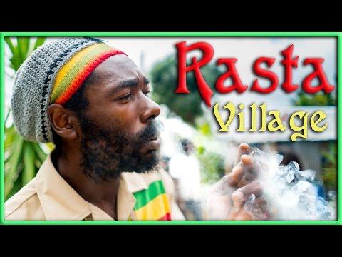 REMOTE RASTAFARIAN VILLAGE | Blue Mountains, Jamaica thumbnail